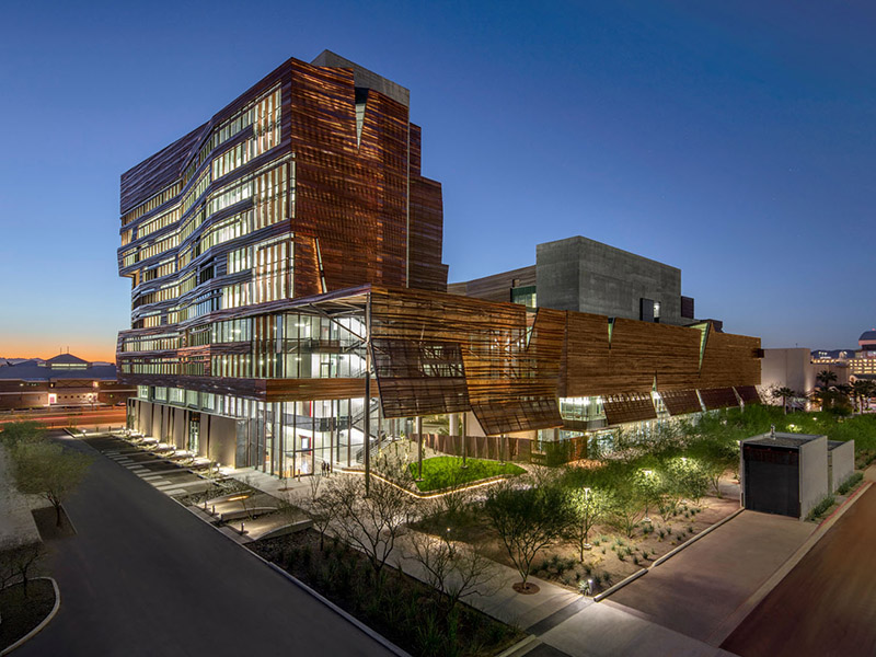 biomedical sciences partnership building