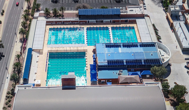 Hillenbrand Aquatic Center Improvements
