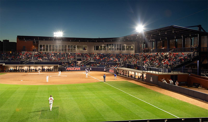 Hillenbrand Softball Stadium Renovations
